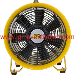 Model Name. NEPTUNE Heavy Duty Portable Axial Blower ...