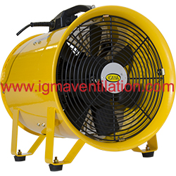 IGMA Heavy Duty Portable Axial Blower Fan